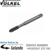 M 3 - 16, HSS-E, Toleranz ISO2X/6HX, metr. ISO-Gewinde DIN 13