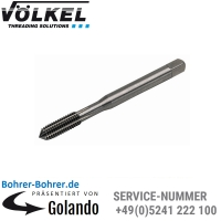 M 3 - 16, HSS-E, VAP, Toleranz ISO2X/6HX, ISO-Gewinde DIN 13