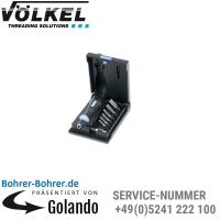 Q.C. 2 - Einschnittgewindebohrer-Bits M3-M10, HSS-G, K-Kassette