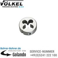 Mf 100 - 110, HSS, Runde Schneideisen, DIN 13, Toleranz 6g