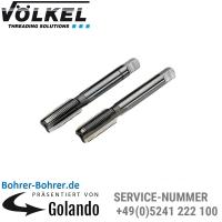 PG 7-48, DIN40432, HSS-G, Satz, Stahlpanzerrohr Gewinde DIN40430